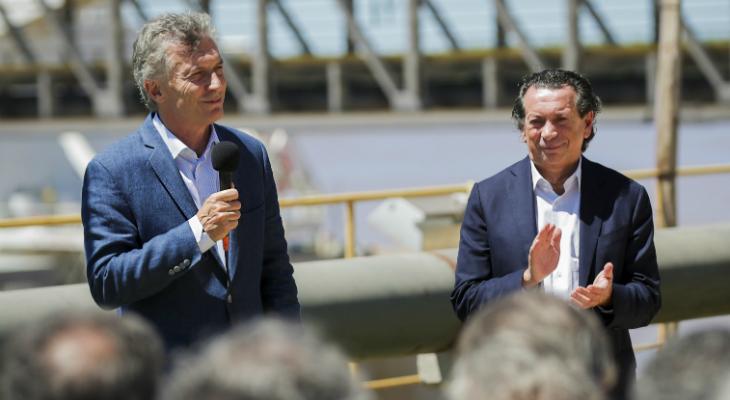 Macri anunció créditos para pymes con tasas de hasta 29 %