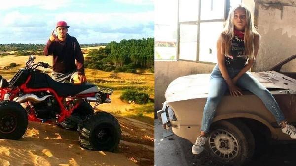 Quiénes son los dos turistas que murieron al accidentarse con sus cuatriciclos en Villa Gesell