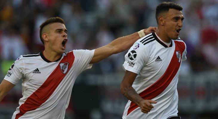 River venció a San Martín por 2 a 1 y le dio una mano a Belgrano