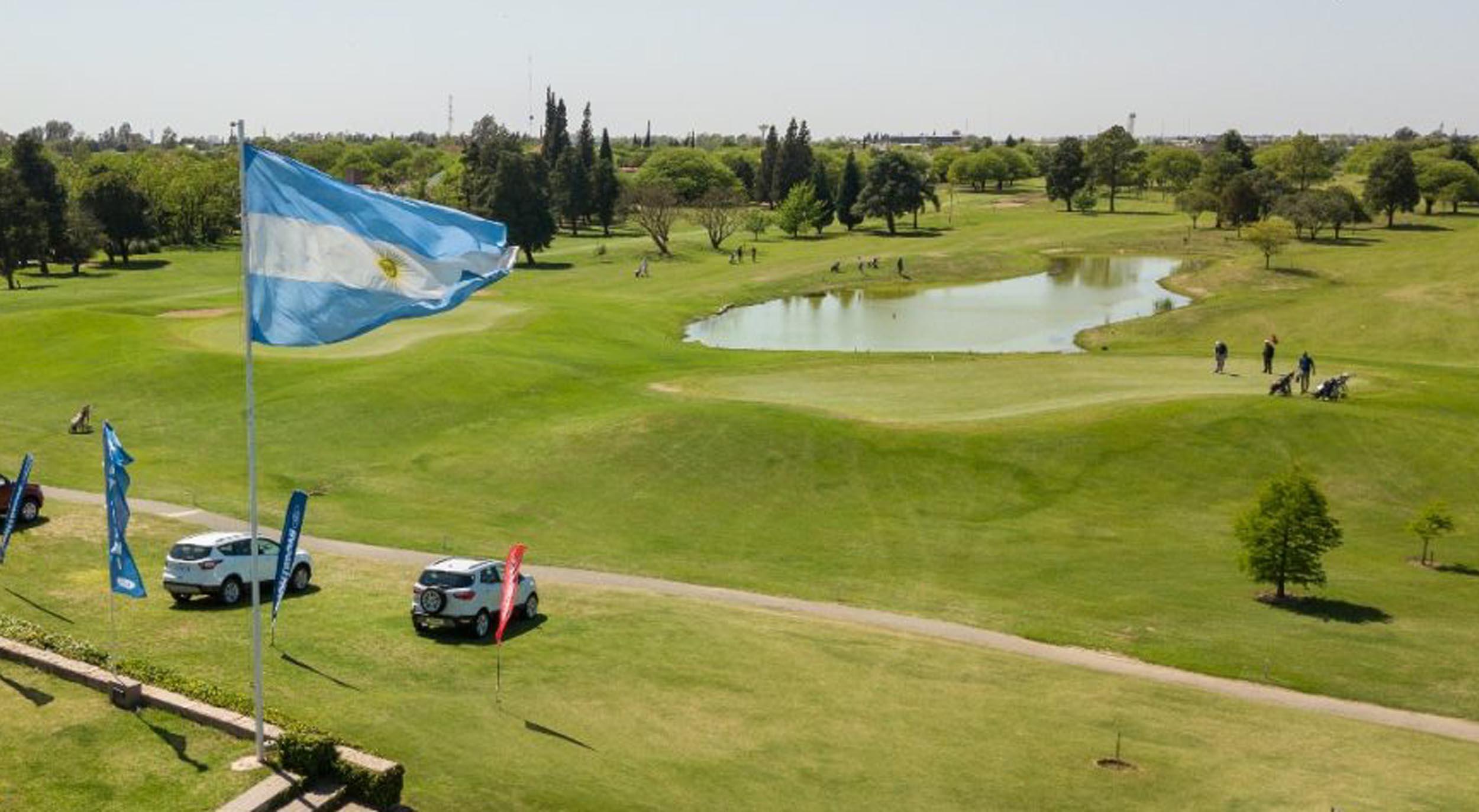 Se viene otra edición del tradicional torneo de golf El Federal