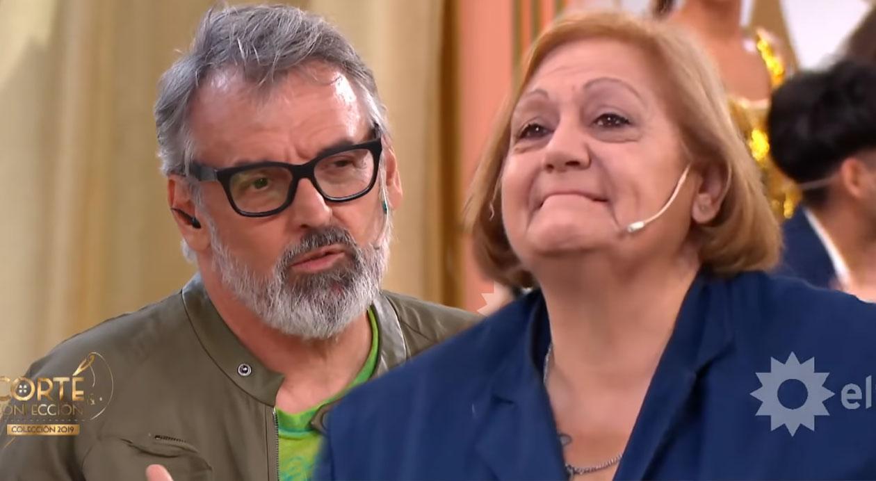 Corte y confección: las conmovedoras palabras de Benito Fernández para una participante