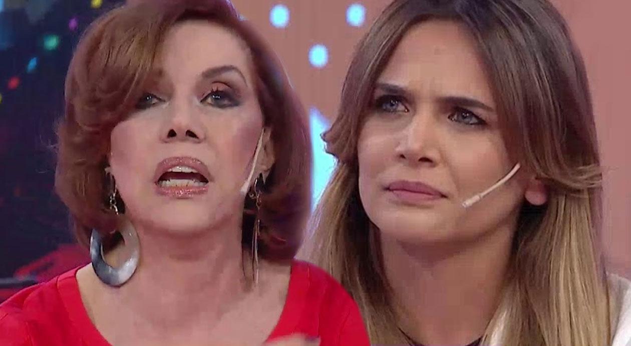 """Fuerte cruce de Amalia Granata con el panel de Incorrectas: """"Estoy harta del maltrato"""""""