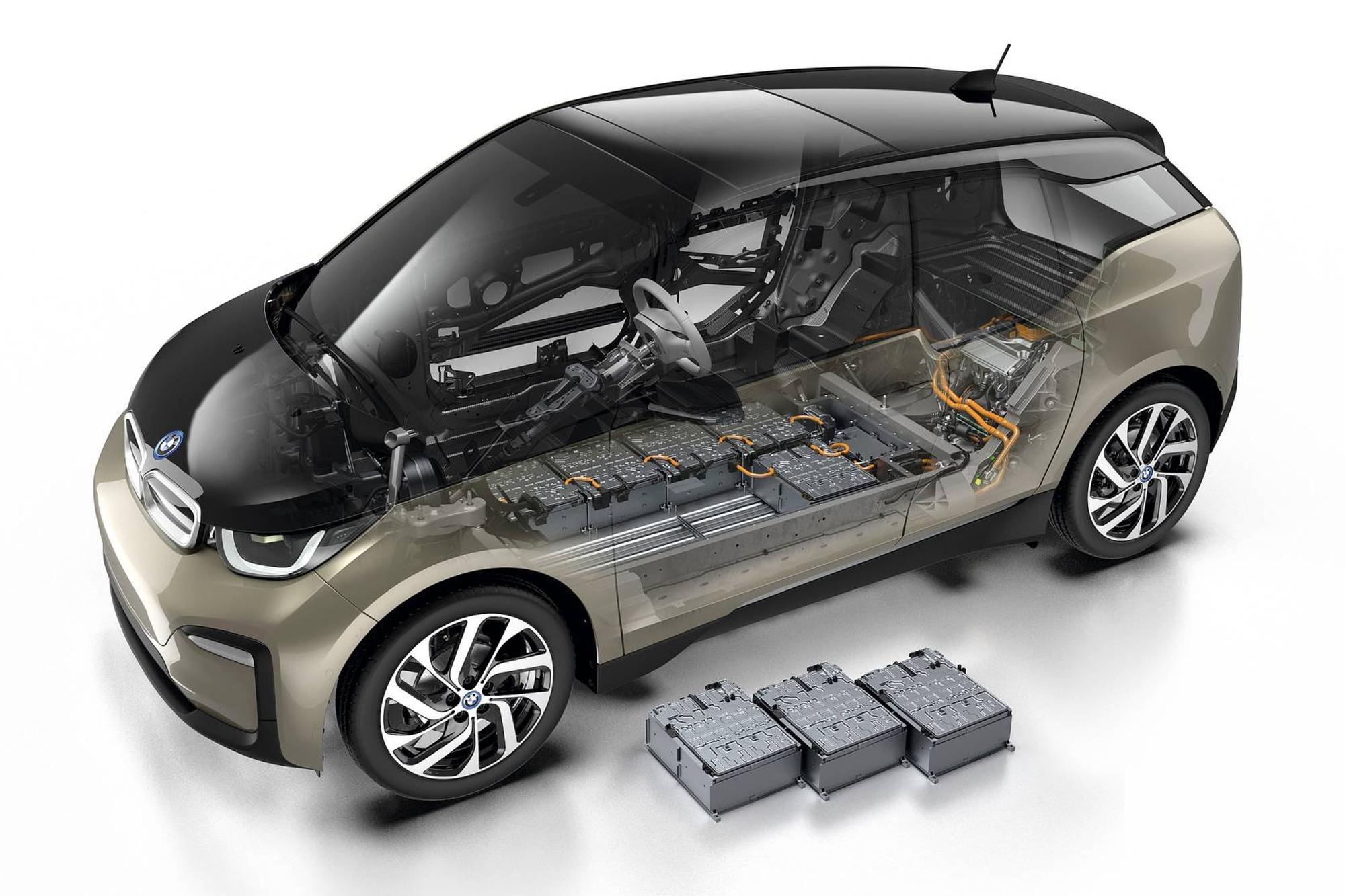 Los autos eléctricos piden oxígeno