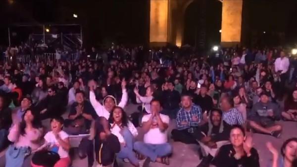 """Oscar 2019: así festejó México su histórico primer Oscar  por la película """"Roma"""""""