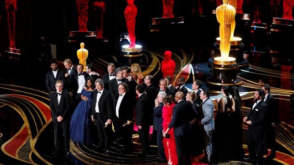 """Oscar 2019: """"Green Book"""" ganó como la mejor película y """"Roma"""" le dio a México su primera estatuilla"""