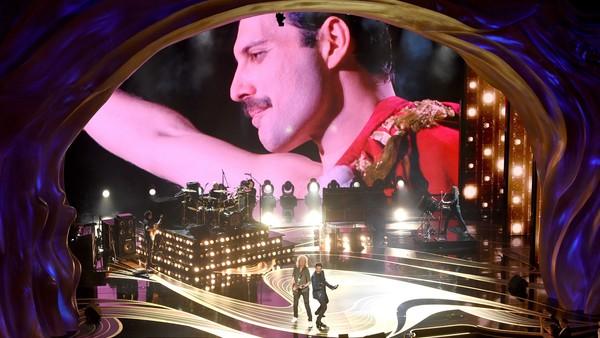 Oscar 2019: la apertura fue con Queen