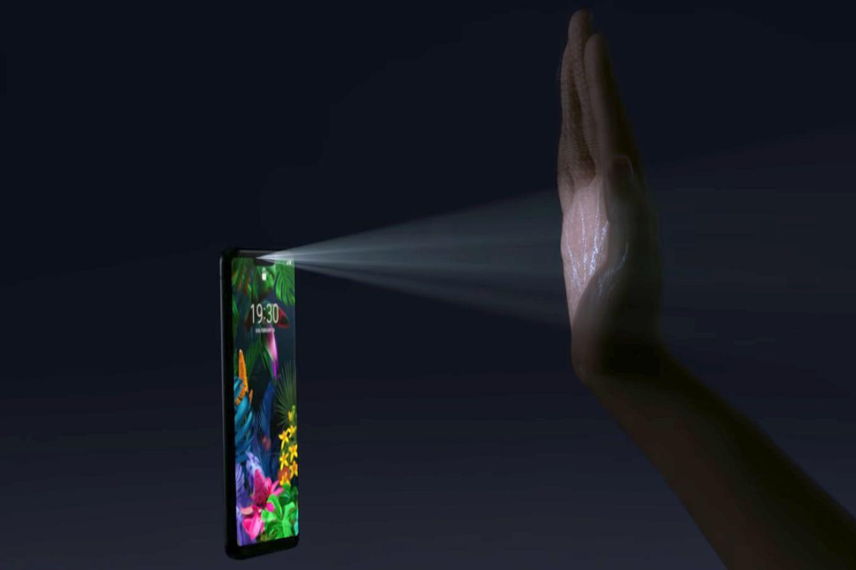 MWC 2019: el nuevo LG G8 ThinQ te lee la palma de la mano (pero no predice tu futuro)