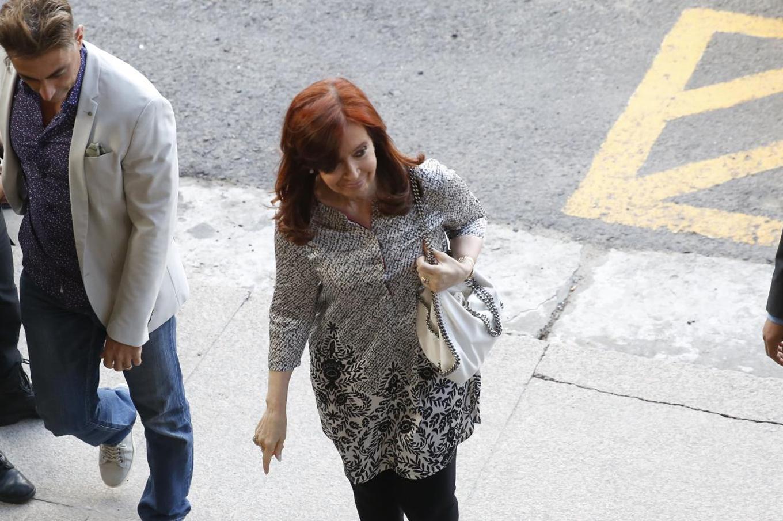 El escrito que presentó Cristina Kirchner en Comodoro Py por la causa de los cuadernos