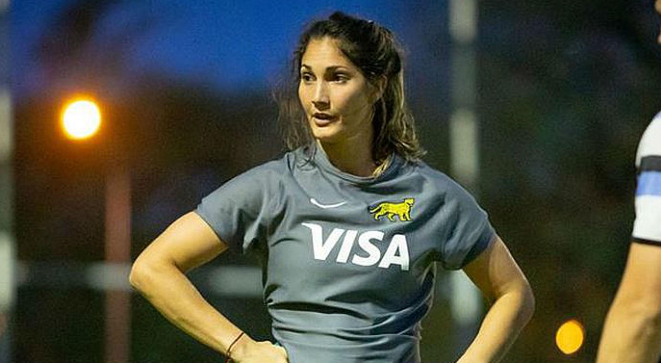 Renata Giraudo y una lección sobre cómo romper estereotipos en el rugby femenino