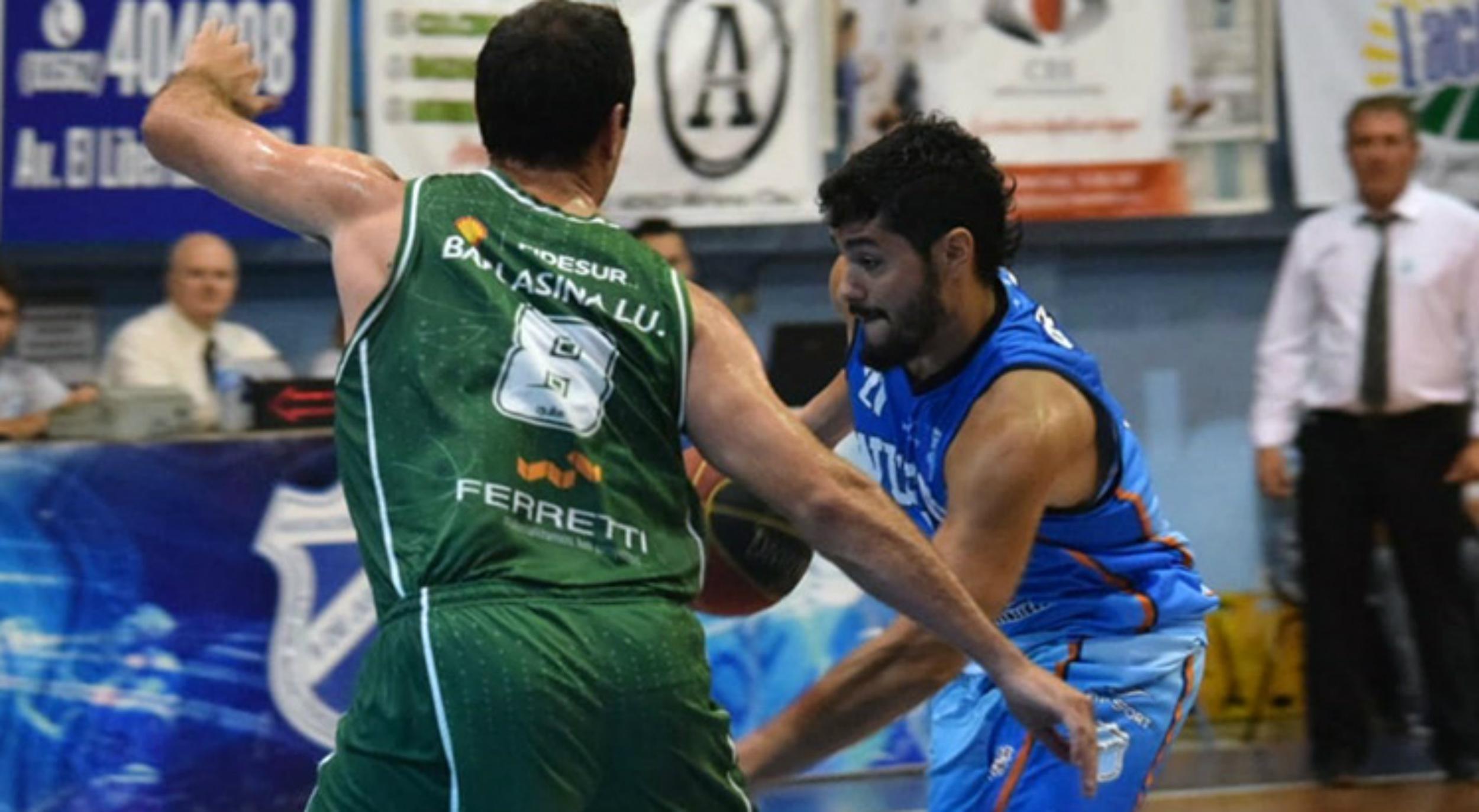 9 de Julio y Banda Norte arrancan la final de la Liga Cordobesa de básquet