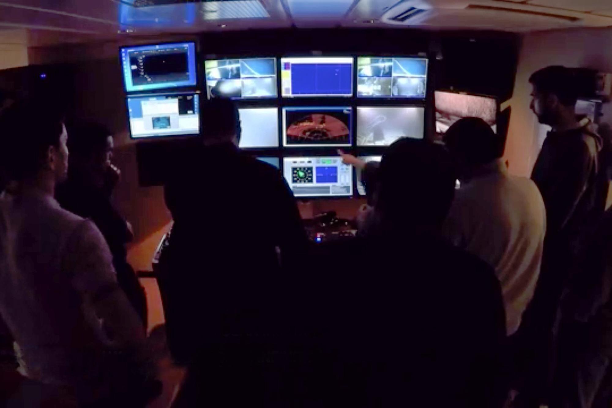 ARA San Juan: a tres meses del hallazgo, recuperan nuevas imágenes del submarino