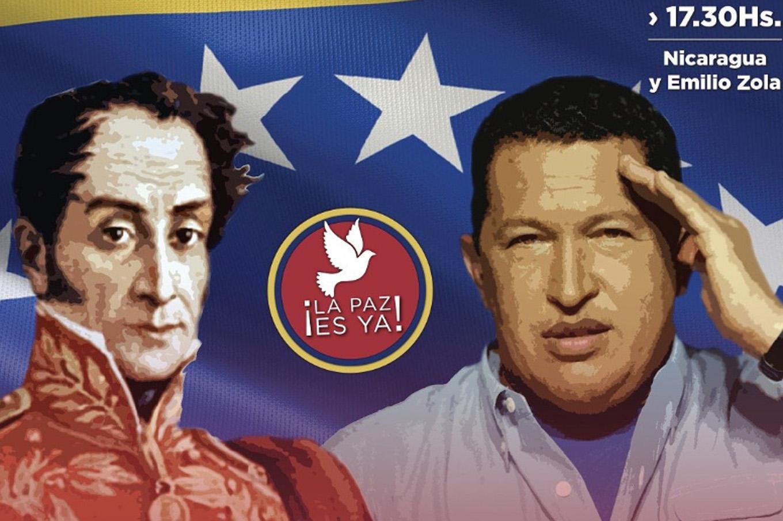 Crisis en Venezuela: Moyano defendió a Maduro y un intendente K homenajea a Chávez