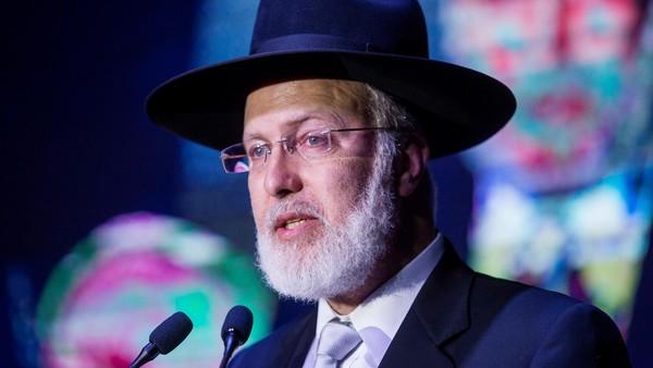 """El Gran Rabino de la AMIA: """"Tengo nueve costillas rotas, pero no estoy enojado ni quiero venganza: soy de los que perdonan"""""""