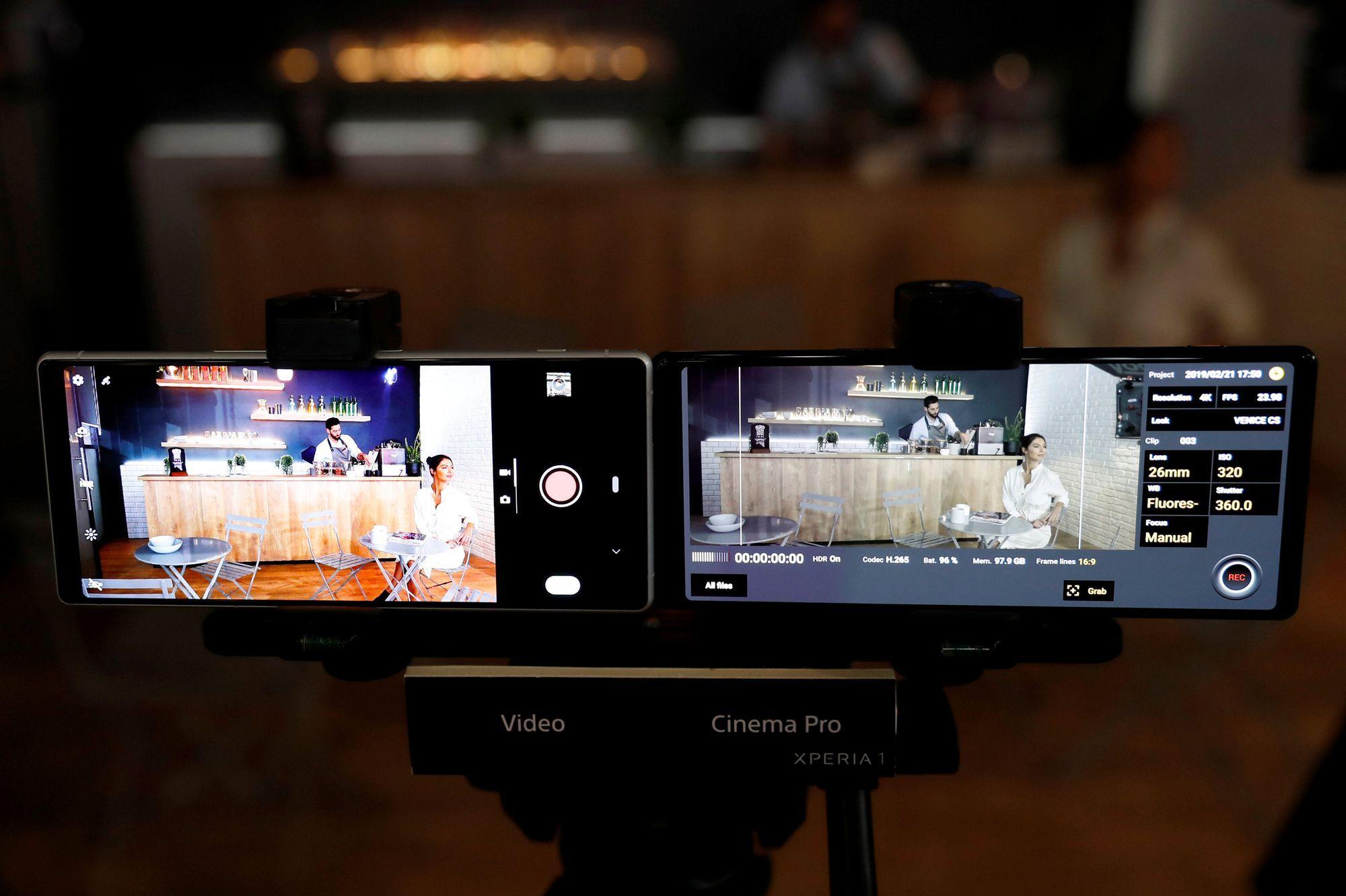 MWC 2019: Sony apuesta alto con su nuevo smartphone Xperia 1