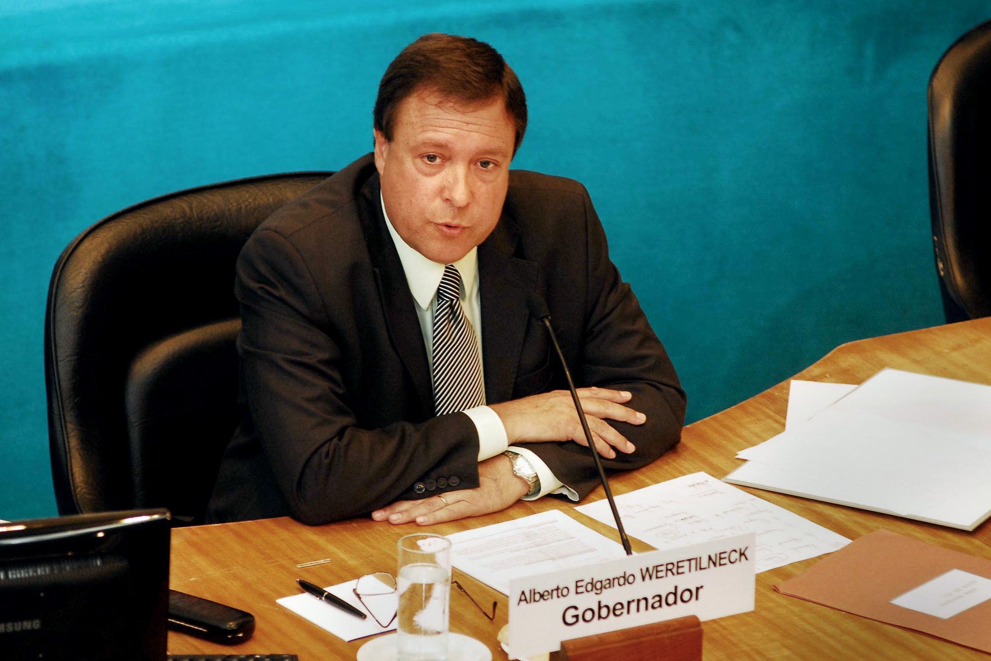 """Werertilneck apela el fallo contra su reelección y pide """"no temer a las urnas"""""""