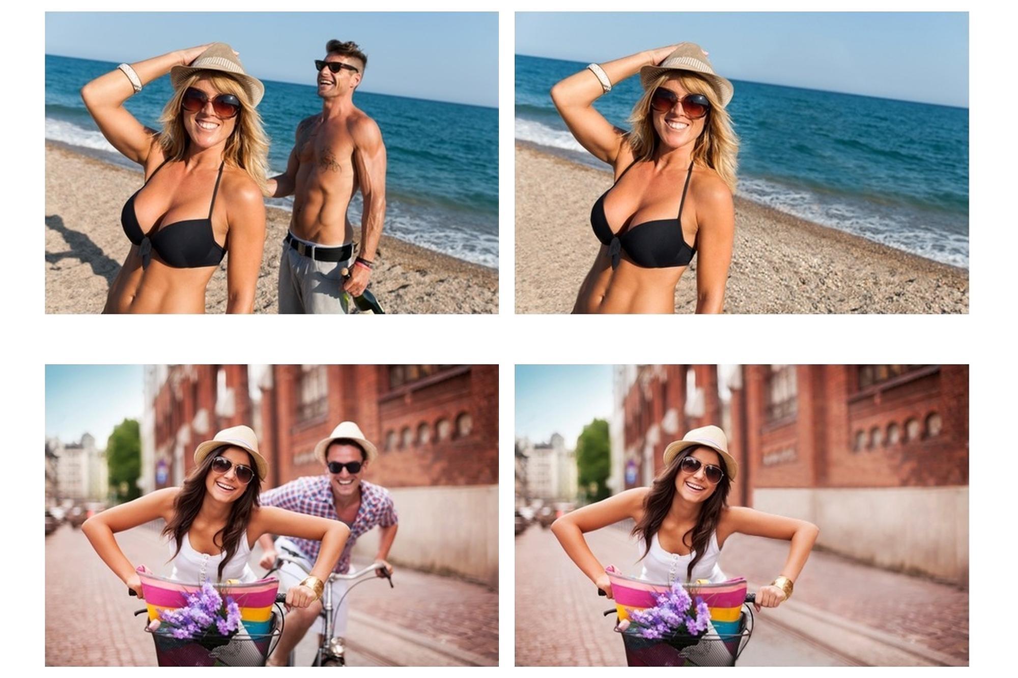 Un sitio te ayuda a borrar a tu ex de las fotos de pareja