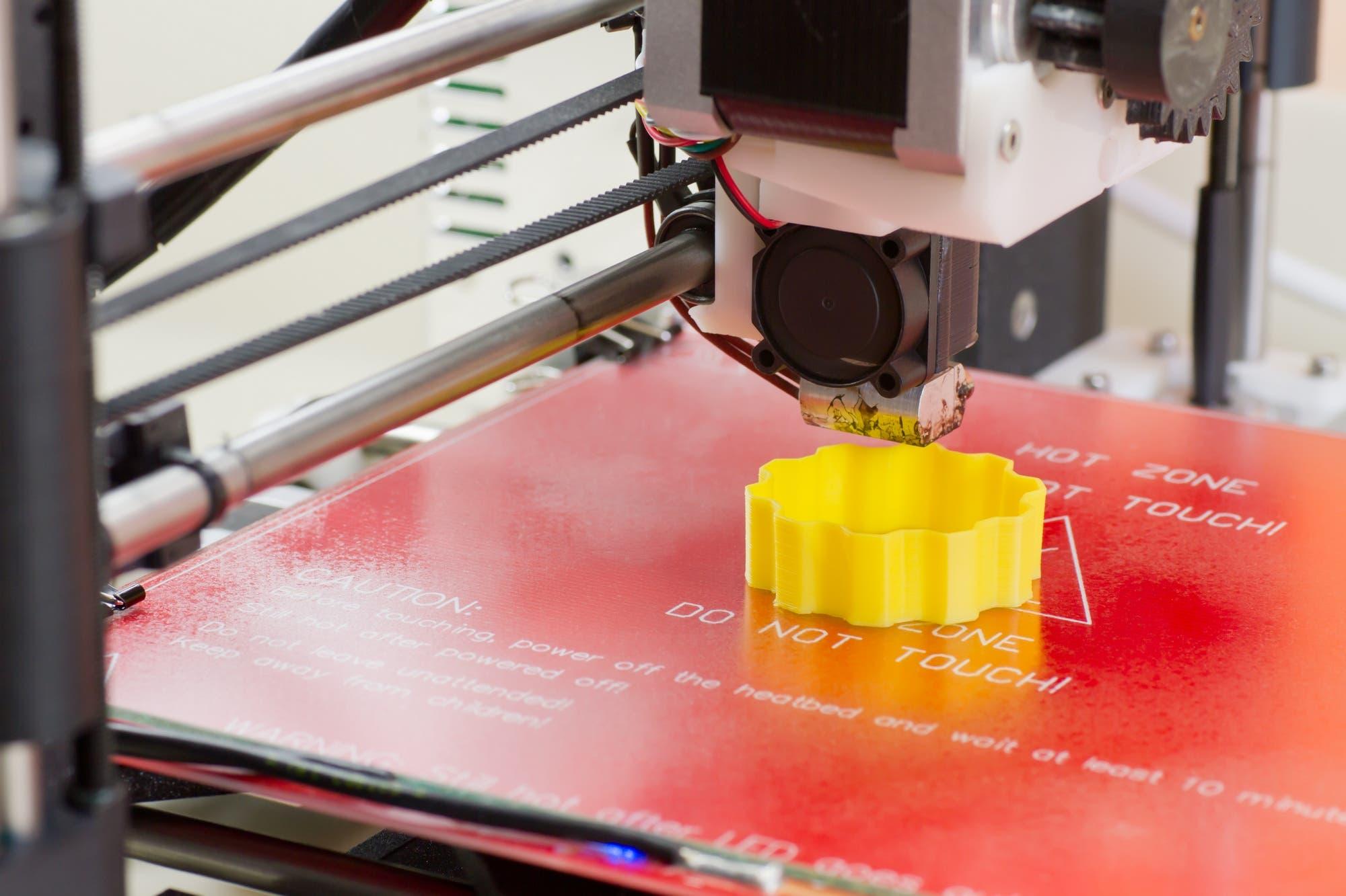 Escuelas técnicas de todo el país contarán con impresoras 3D