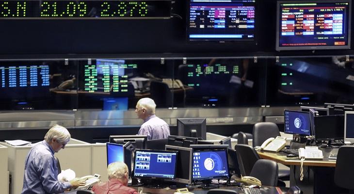 La Bolsa de Buenos Aires se desplomó 38%