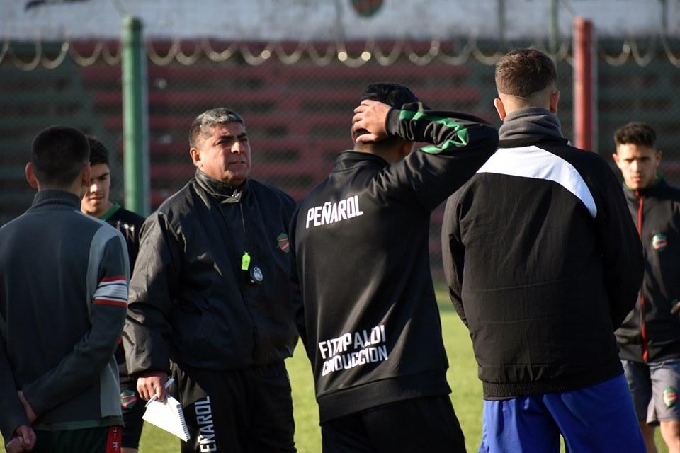 Naón se alejó de Argentino Peñarol