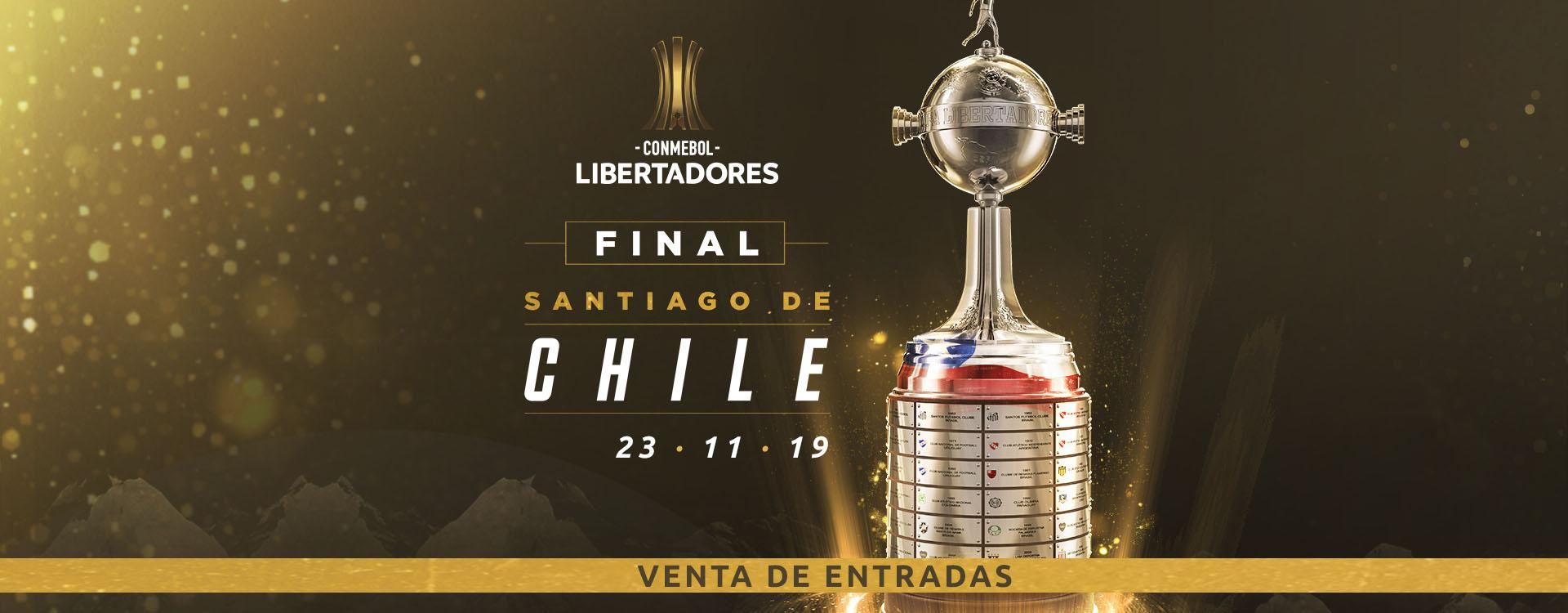 Conmebol puso a la venta las entradas para la final de la Libertadores: valen más de 8 mil pesos