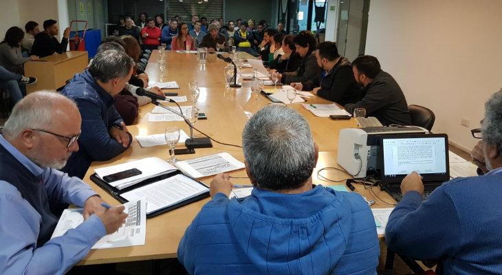 Concejales aumentaron el valor de las multas al transporte ilegal