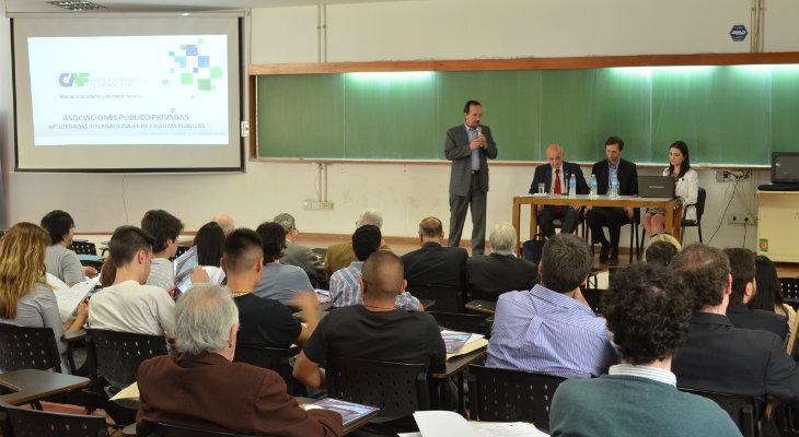 La UNC recibe las 52ª Jornadas de Finanzas Públicas