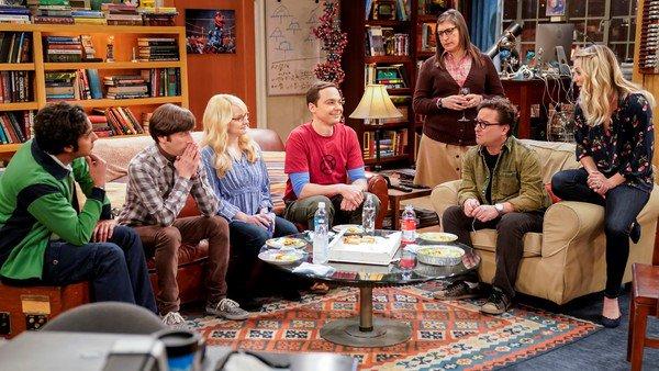 """HBO Max compra los derechos de emisión de """"The Big Bang Theory"""""""