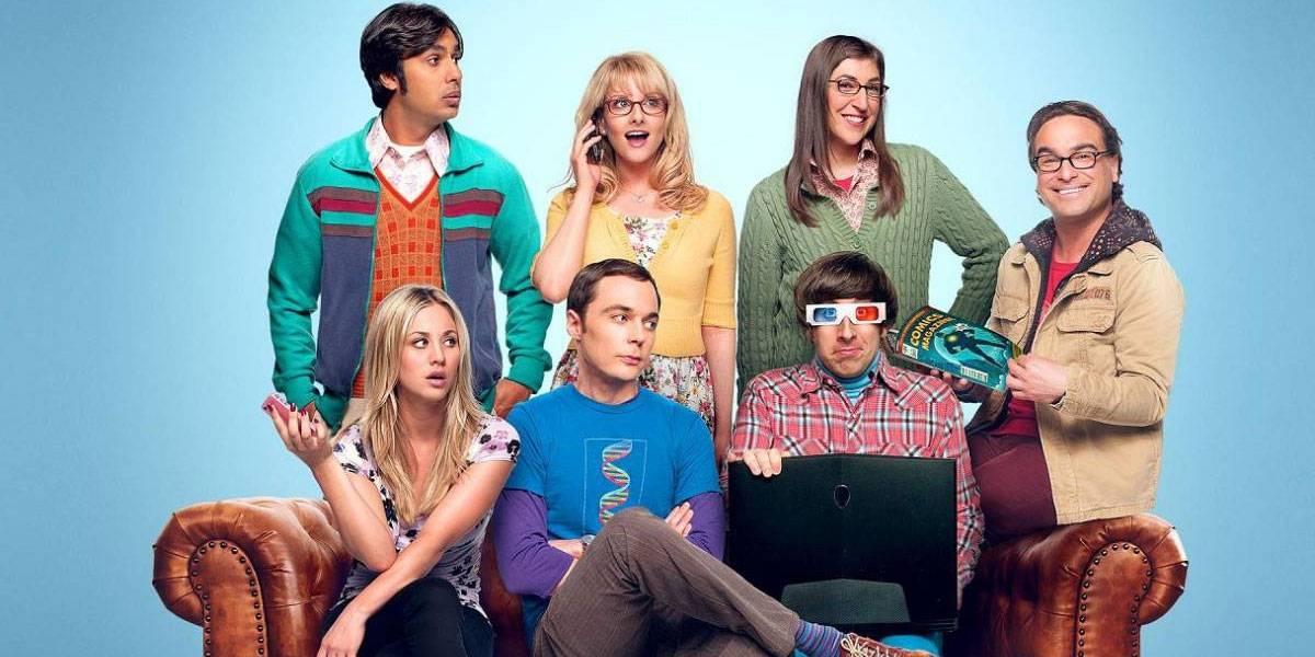 """HBO Max se quedó con los 279 episodios de """"The Big Bang Theory"""""""