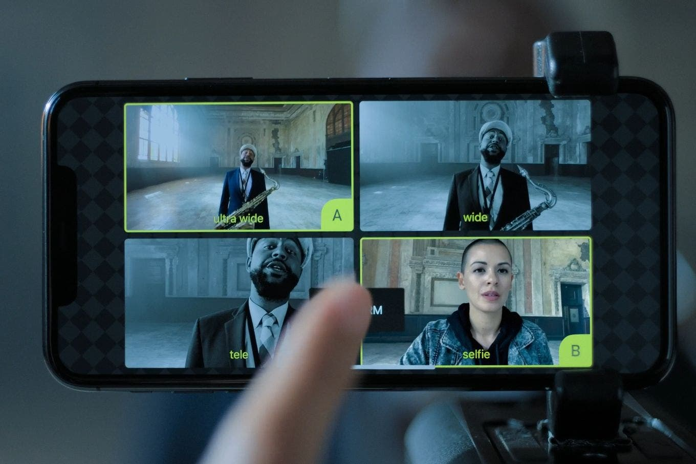 El iPhone 11 permitirá grabar con todas las cámaras al mismo tiempo; los de 2018 también