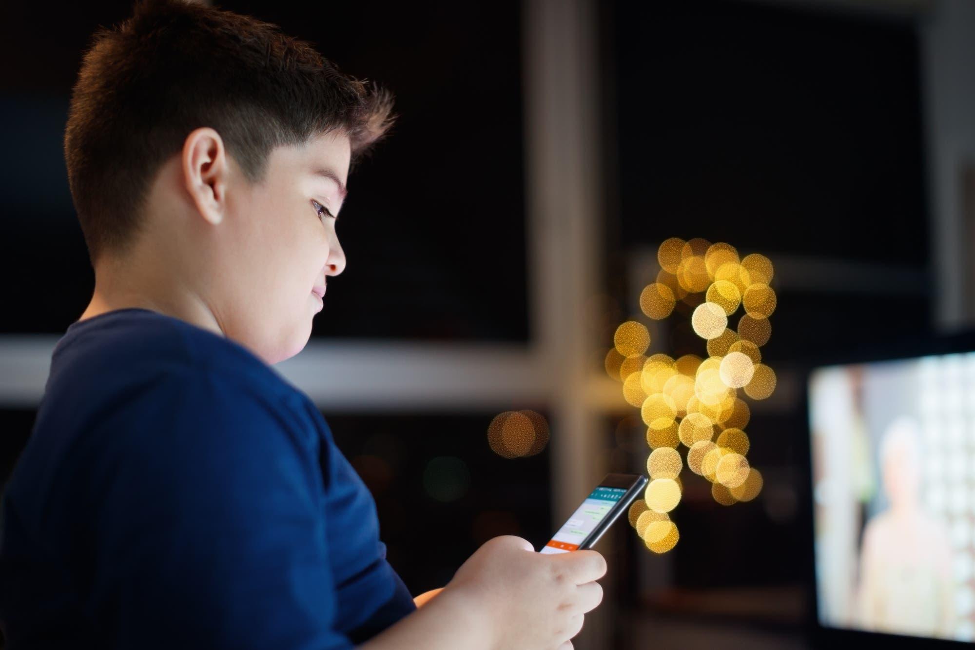 El 60% de los chicos de entre 10 y 12 años ya participan de las redes sociales