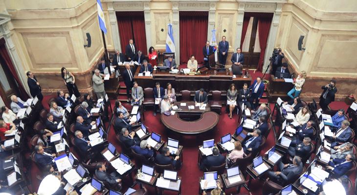 El Senado retoma la actividad para sancionar la emergencia alimentaria