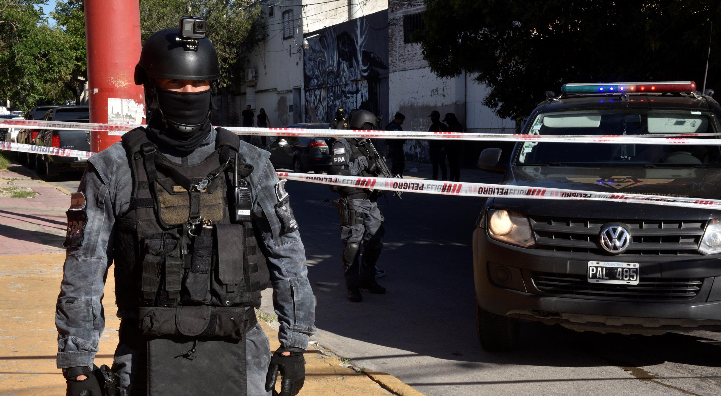 Córdoba: detuvieron por drogas a un empleado judicial