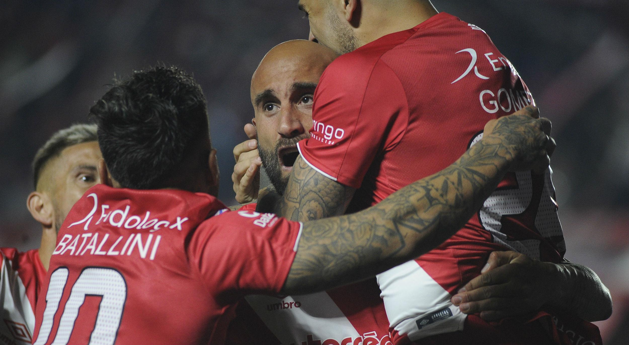 ¡Argentinos es puntero! Le ganó 3 a 1 a Central Córdoba y manda en la Superliga
