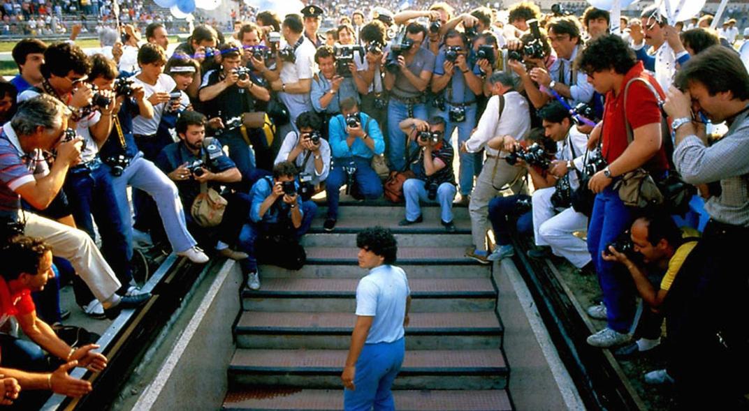 El documental sobre Diego Maradona ya tiene fecha de estreno en el país