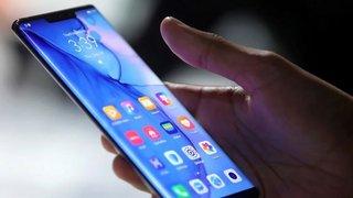 """En guerra con EE.UU.: Huawei lanzó un teléfono """"más potente"""" que el iPhone 11 y sin apps de Google"""