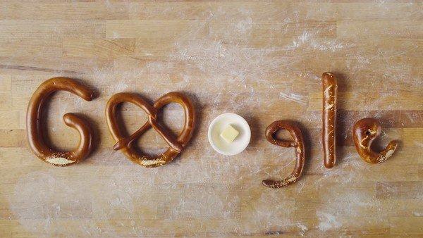 Qué son los pretzels y por qué Google les dedica un homenaje