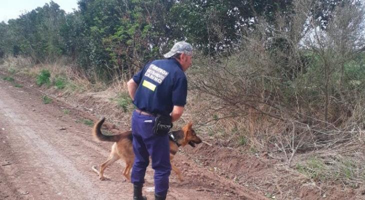 Buscaban a un hombre desaparecido y encontraron el cuerpo de un joven