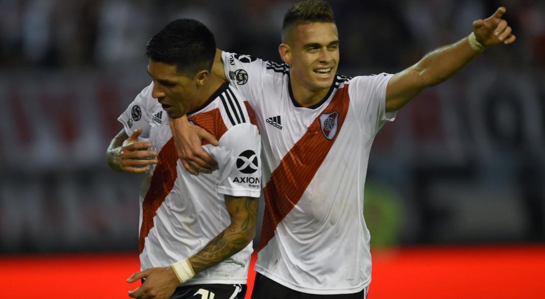 River vs. Vélez por Superliga: hora, TV y formaciones