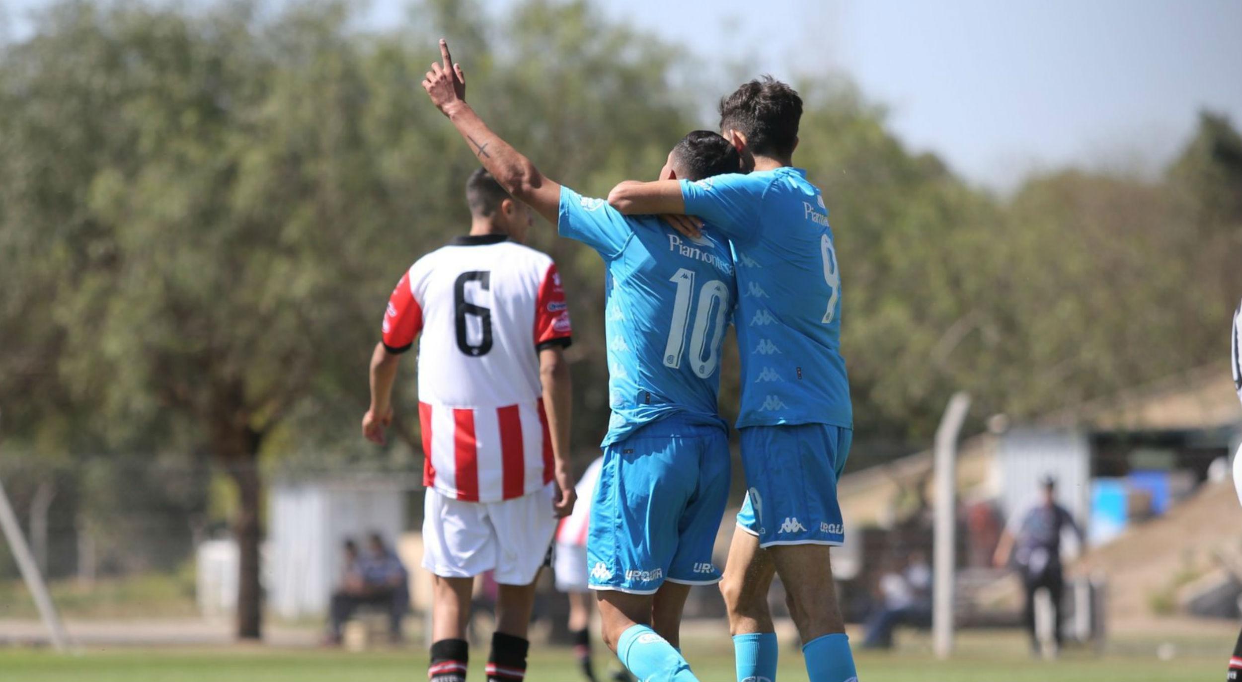 Las inferiores de Belgrano arrasan: perdieron un partido de 48 en Juveniles de AFA