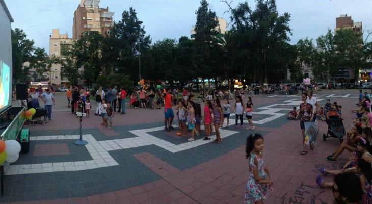 Semana de festejo en barrio General Paz