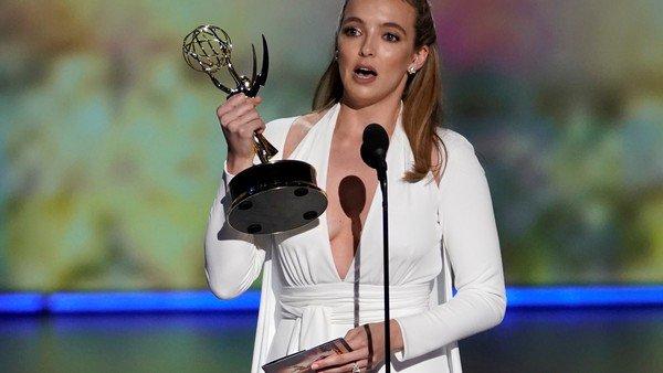 Jodie Comer dio el batacazo como mejor actriz en los Emmy 2019