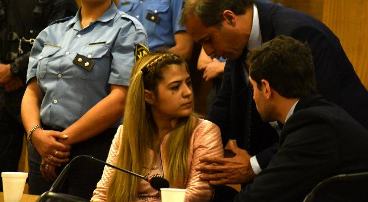 Brenda Barattini recibió la condena de 13 años de prisión