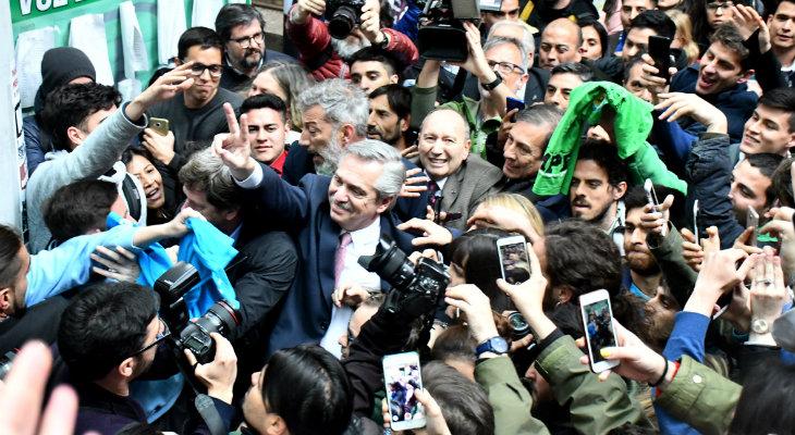 Fernández regresa a Córdoba