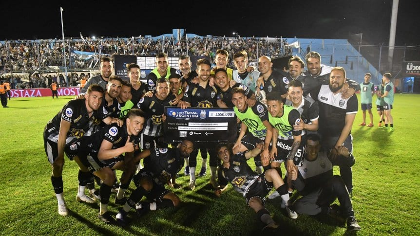 Estudiantes (BA) sigue avanzando en la Copa Argentina y ya está en cuartos de final