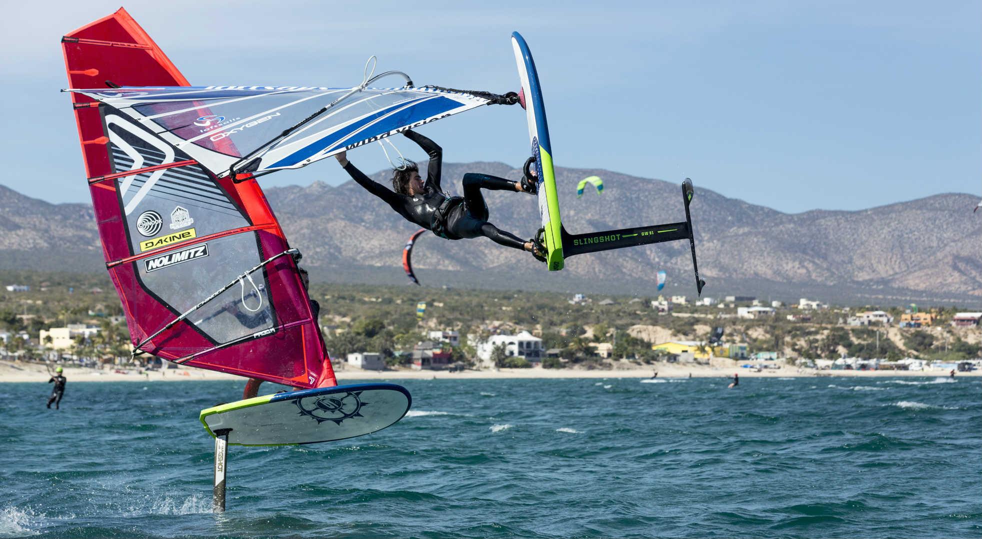 Se viene una nueva fecha del Gran Prix Argentino de Windsurf