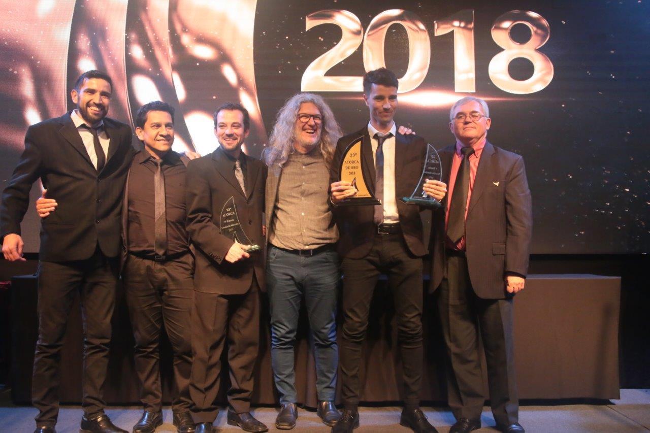 Se entregan los Acorca 2019, la 24ª edición de los premios a la televisión cordobesa