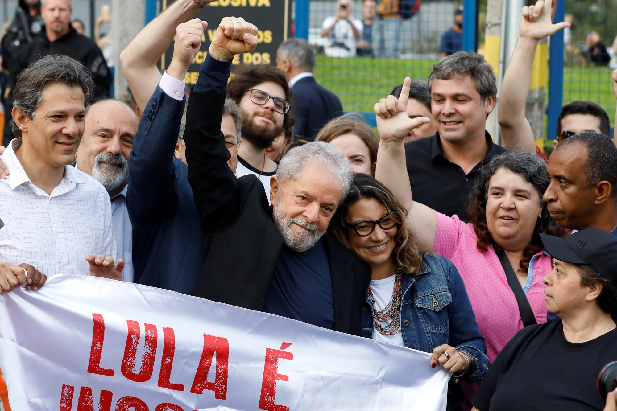 La liberación de Lula domina la agenda del Grupo de Puebla