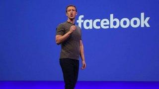 """Aumentan las """"fake news"""" en Facebook a un año de las elecciones en Estados Unidos"""