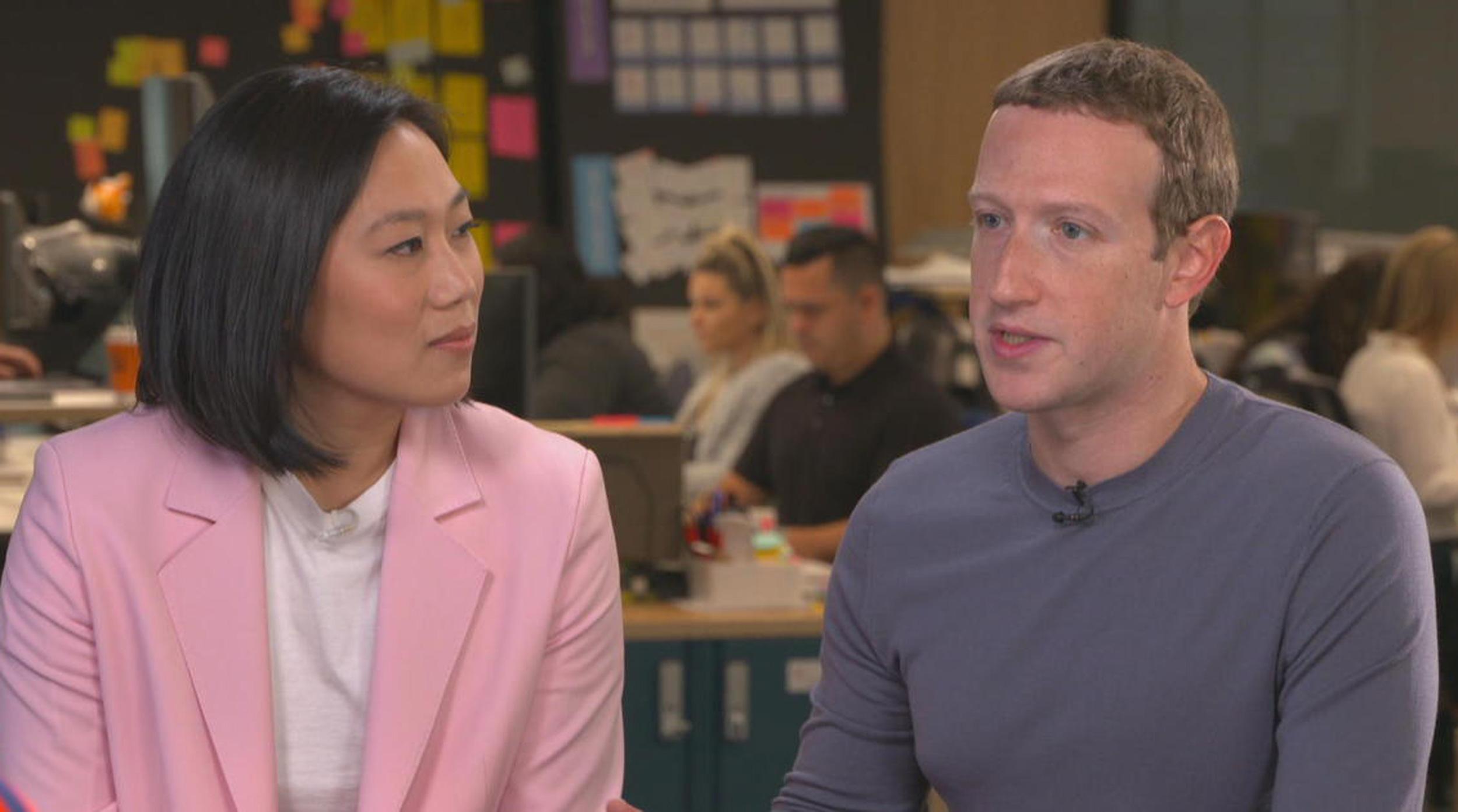Zuckerberg insiste con sus razones para permitir publicidad política falsa en Facebook