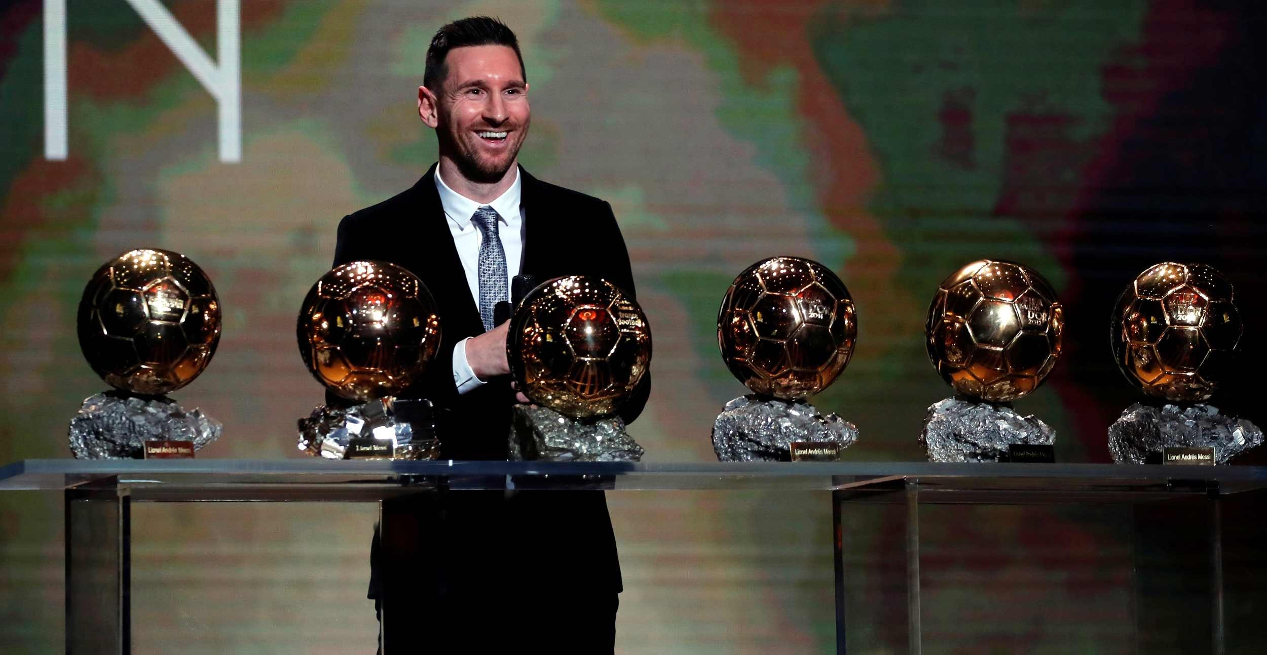 Messi tan solo aventajó en siete puntos a Van Dijk en la votación del Balón de oro
